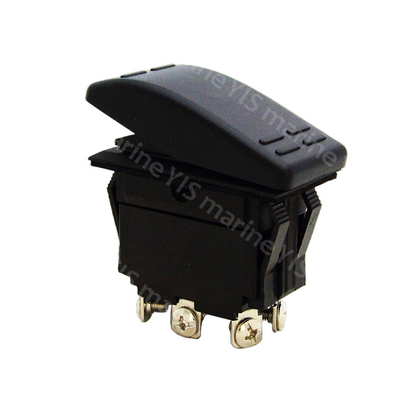 Series-C-6 IP55 Marine Switches - Non-illuminated C-61 Series