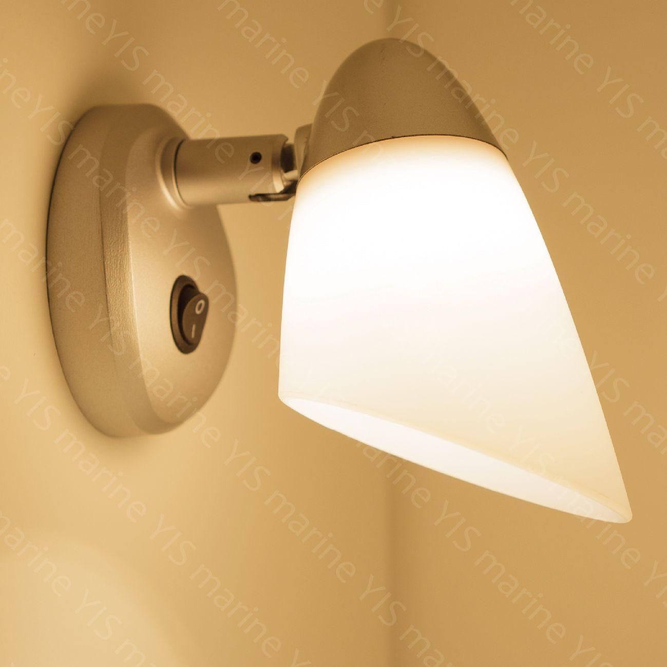 LED-lampor för båtar