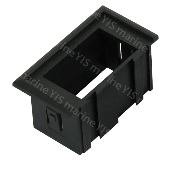 C6-PA-1 / C6-PA-2-Mounting Panel for C-6 Switches - C6-PA-1 End Frame