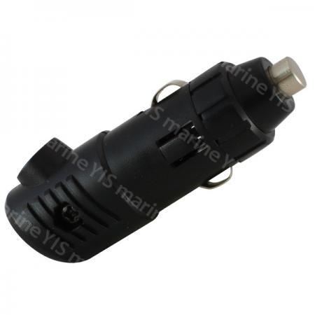 Cigarette Lighter Plug - AP131-Cigarette Lighter Plug with Fuse