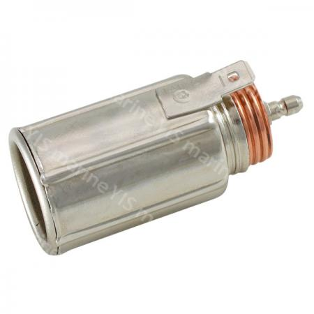 Cigarette Lighter Socket with Retainer - AS204-Cigarette Lighter Socket with Retainer