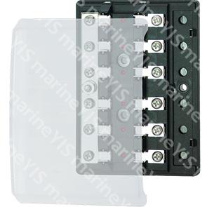 Modern Design Glass-tube AGC Fuse Blocks - BF211-6P