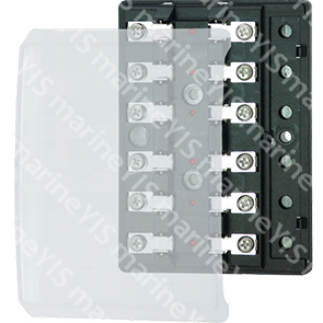 BF212-Modern Design Glass-tube AGC Fuse Blocks - BF212-6P