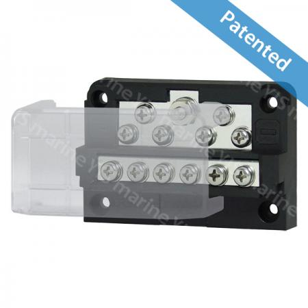 BF272-Modular Design Blade Fuse Blocks - Modular Design Blade Fuse Blocks - BF272