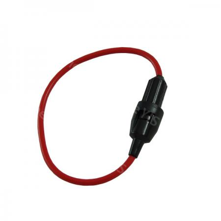 BF303-In-Line GMA Fuse Holder - BF303L (Loop Lead)