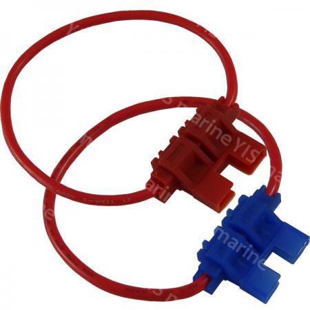 In-Line ATP Fuse Holder - BF354L (Loop Lead)