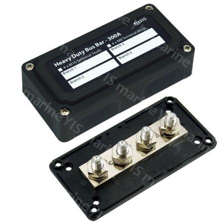 BF432-Coffre de barres d'autobus à usage intensif - BF432 (4P) - Boîte de barres d'autobus à usage intensif