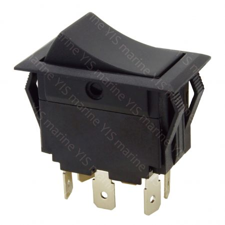 Series-C-63&4 Marine Switches - Non-illuminated C-63 Series