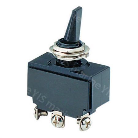 C-65 Toggle Switch (Non-illuminated) (Screw Terminal)