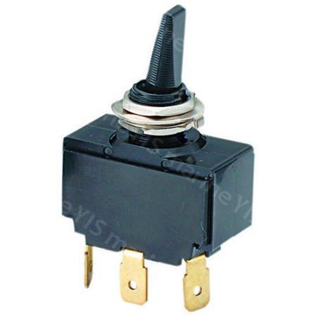Marine Toggle Switch Series - C-65 Toggle Switch (Non-illuminated) (Quick Terminal)