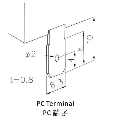 C-6 Series Quick Terminal