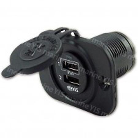 Разъемы для USB-зарядных устройств - Гнездо для морского USB-зарядного устройства - AS232