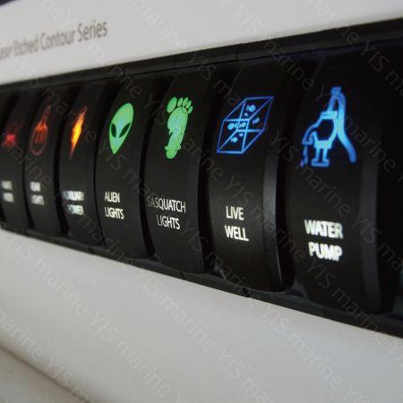 Switches - Marine Grade Switches