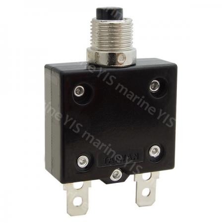 Circuit Breakers - CB-P100L-Push-Button Manual Reset Circuit Breaker