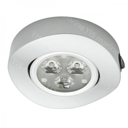 LC003-3x1W-WaveLED Ceiling Light - LC003-3x1W-WaveLED Ceiling Light