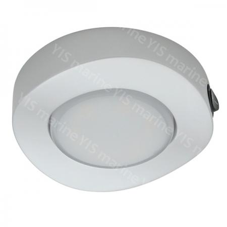 LC004WB/WR-WaveLED Ceiling Light - LC004W-WaveLED Ceiling Light with optional Dual Color Lights
