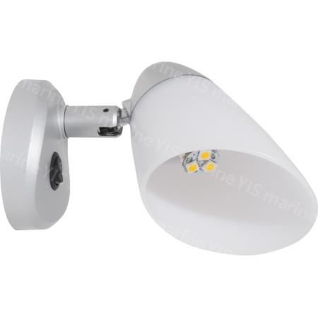 LR002-WaveLED Cabin / Reading Light - LR002-WaveLED Cabin / Reading Light