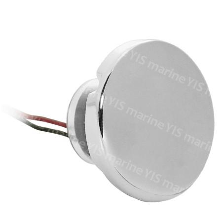 LS104-LED Step Light (Round) - LS104-LED Step Light with Light Ring