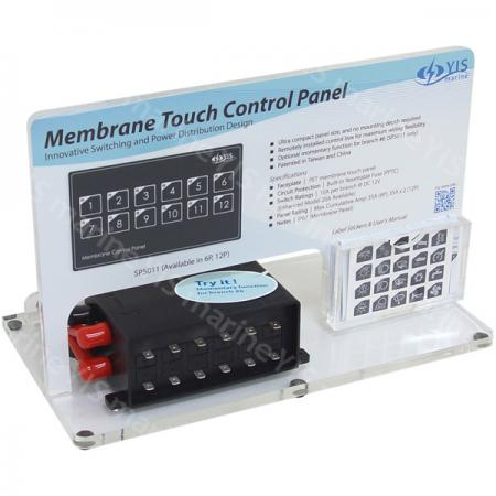 In-store Display Board for SP-50 Series