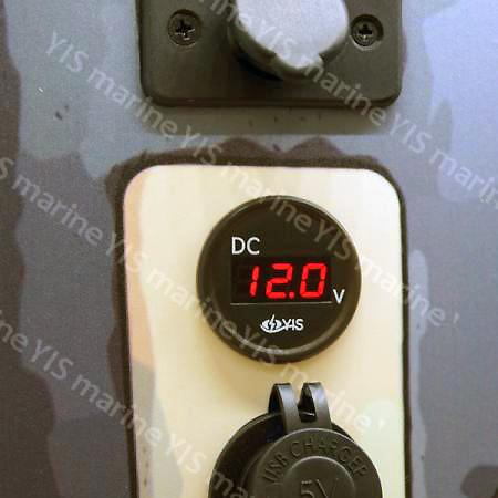 Batterijmeters - Batterijmeters