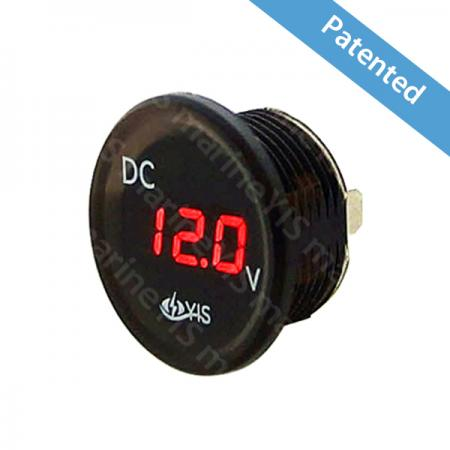 Digital Voltage Meter - SP-BG1-Digital Voltage Meter