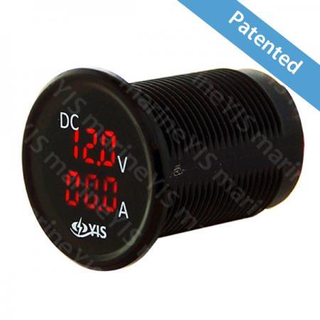 SP-BG2-Digital Voltage & Current Dual-meter