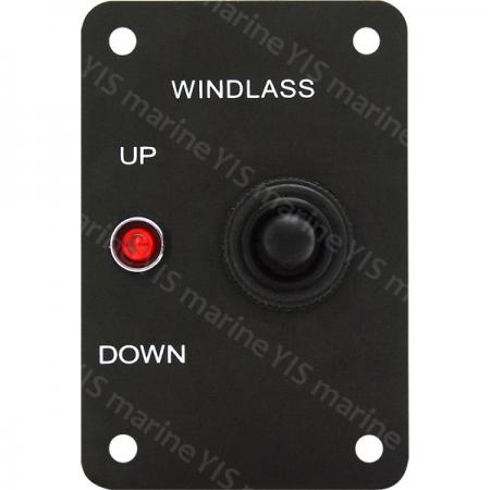 Windlass Controlling Panel - SP2211-Windlass Controlling Panel with LED