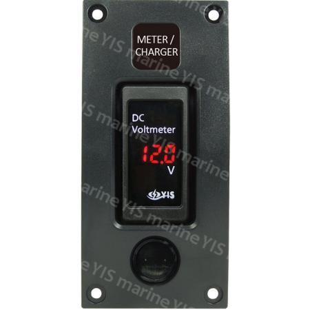 SP3331VM Voltage Meter Panel