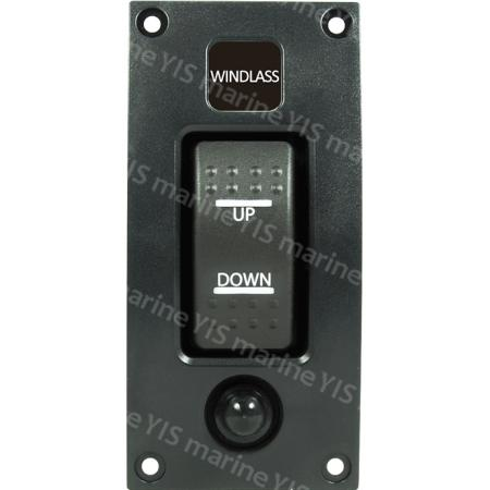 SP3331WC Windlass Control Panel