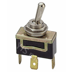 T-1327 3P SPDT Toggle Switch (Quick Terminal)