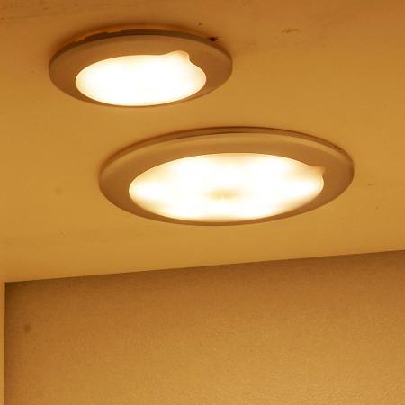 Сенсорный потолочный светильник