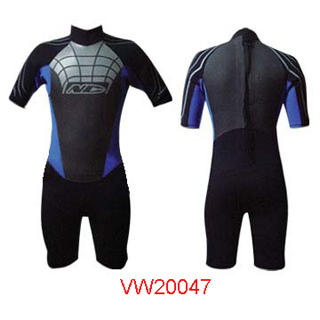 Wetsuits can be made to many usage and for any weather condition.