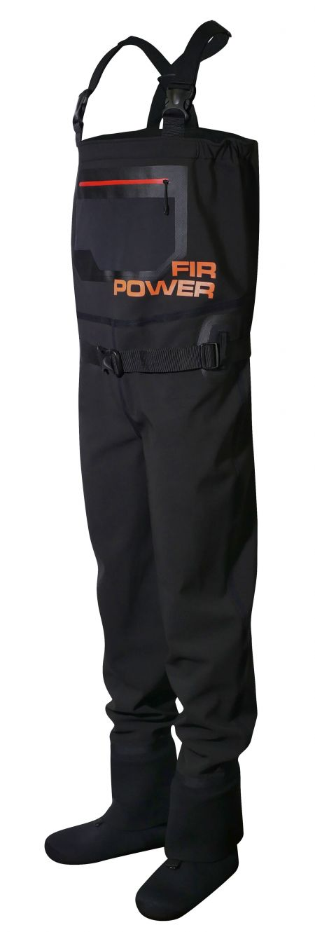 Fir-Power Wader 4 - way tretch & Breathable - 4-way stretch brathble wader.