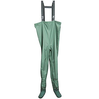 Breathable Wader with Stocking Foot - Breathable Wader with Stocking Foot