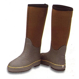 Boots for fishing