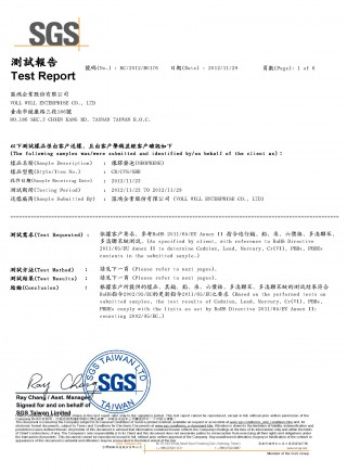 ROHS Test Report (1)