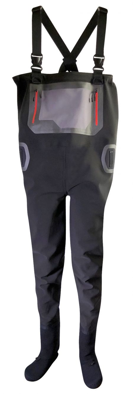 Power Wader 4 - way Stretch & Breathable - 4-way stretch brathble wader.