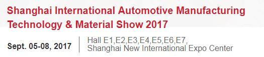 AMTS 2017 - Shanghai International Automotive Manufacturing Technology & Material Show - AMTS 2017