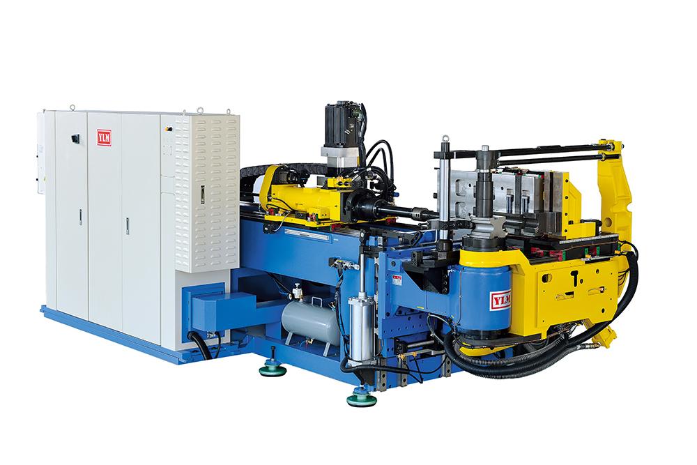 全自动油电型弯管机 - CNC90 全自动弯管机/油电弯管机