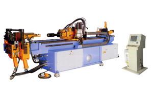 Full auto tube bender (CNC) - CNC (full auto) tube bender