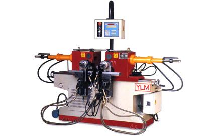 Perinteinen putken taivutin (CR) - Kaksoispääkompressorit