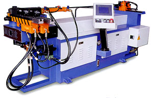 Semi automático Curvadora de tudo (NC) - Curvadora semi automatica
