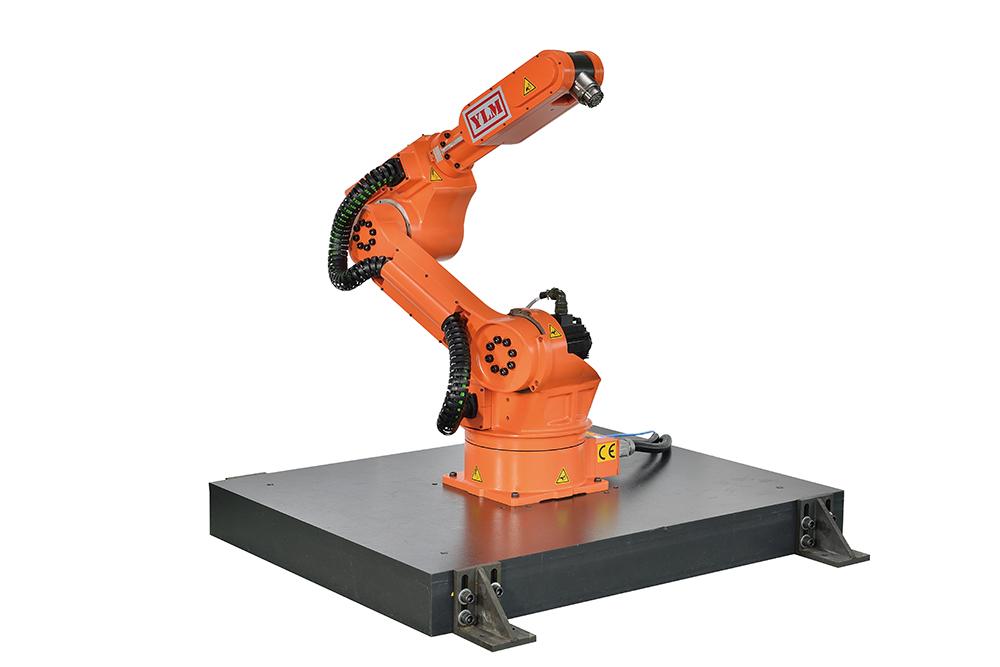 6 Axlar ledad robot - 6 Axlar ledad robot