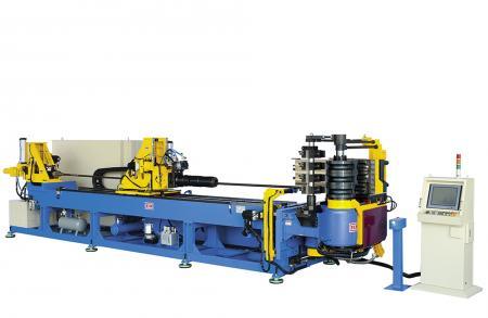 CNC hybrid tube bending machine - CNC (full auto) tube bender