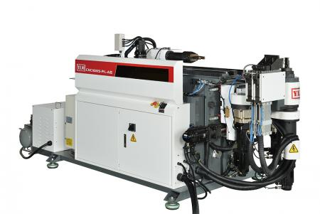 Right & Left Tube Bender - Fully electric CNC L&R tube bender is in both left-hand & right-hand bending function.A very practical model to meet various bending demands, suitable for symmetrical tube such as furniture production, hydraulic-oil tubing lines, and HVAC tubing & fluid system of automobiles.