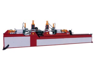 Tube End-forming machine - Konventionella modeller - rörändformningsmaskin