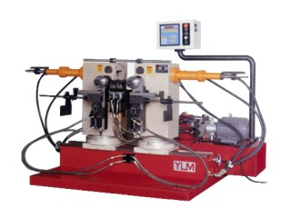 Double finishing & Double-bend tube bender