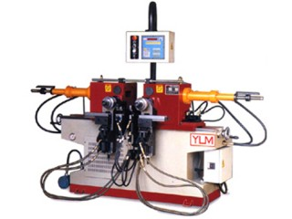 Twin-head Double-bend tube bender