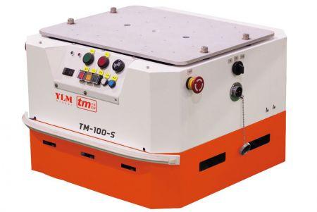 AMR (Autonomous Mobile      Robot) - YLM Móvil autónomo      Robot- Golpe de Lidar