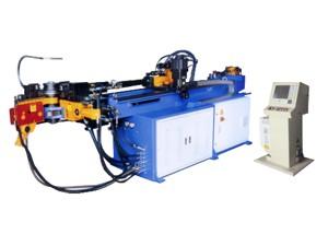 Электрогидравлический трубогиб с ЧПУ - Гибридный трубогибочный станок